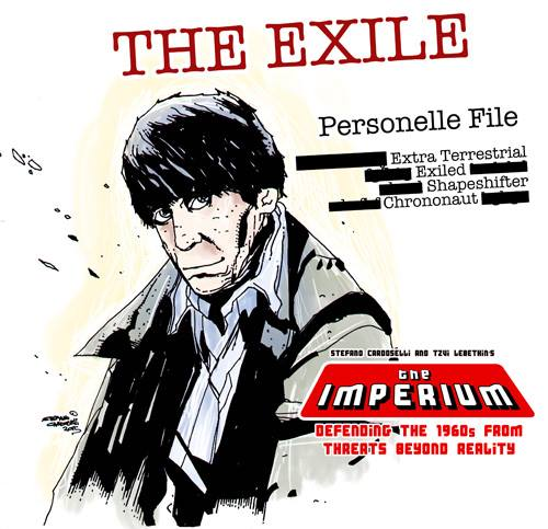 The Imperium - The Exile