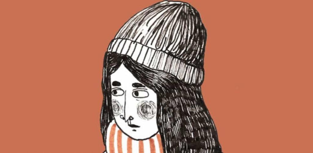 Art from Chucrut by Ana Sainz, the 2014 winner of the FNAC-Salamandra International Graphic Novel Prize.