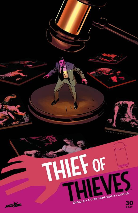 Thief Of Thieves #30