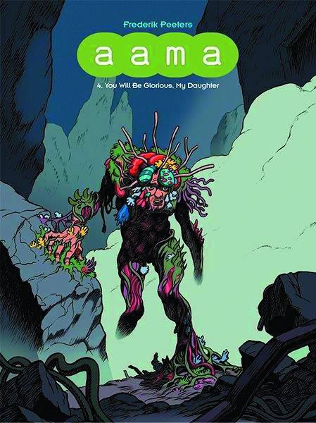 Aama Volume 4