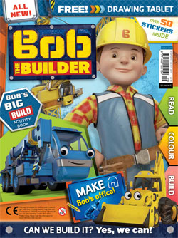 Bob The Builder - September 2015