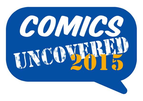 Comics Uncovered Logo - 2015