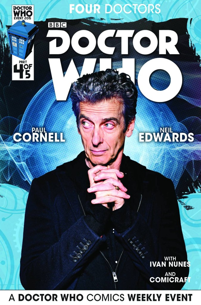 Doctor Who: Four Doctors #4 - SUBS