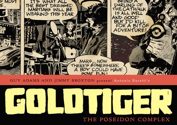 Goldtiger Cover