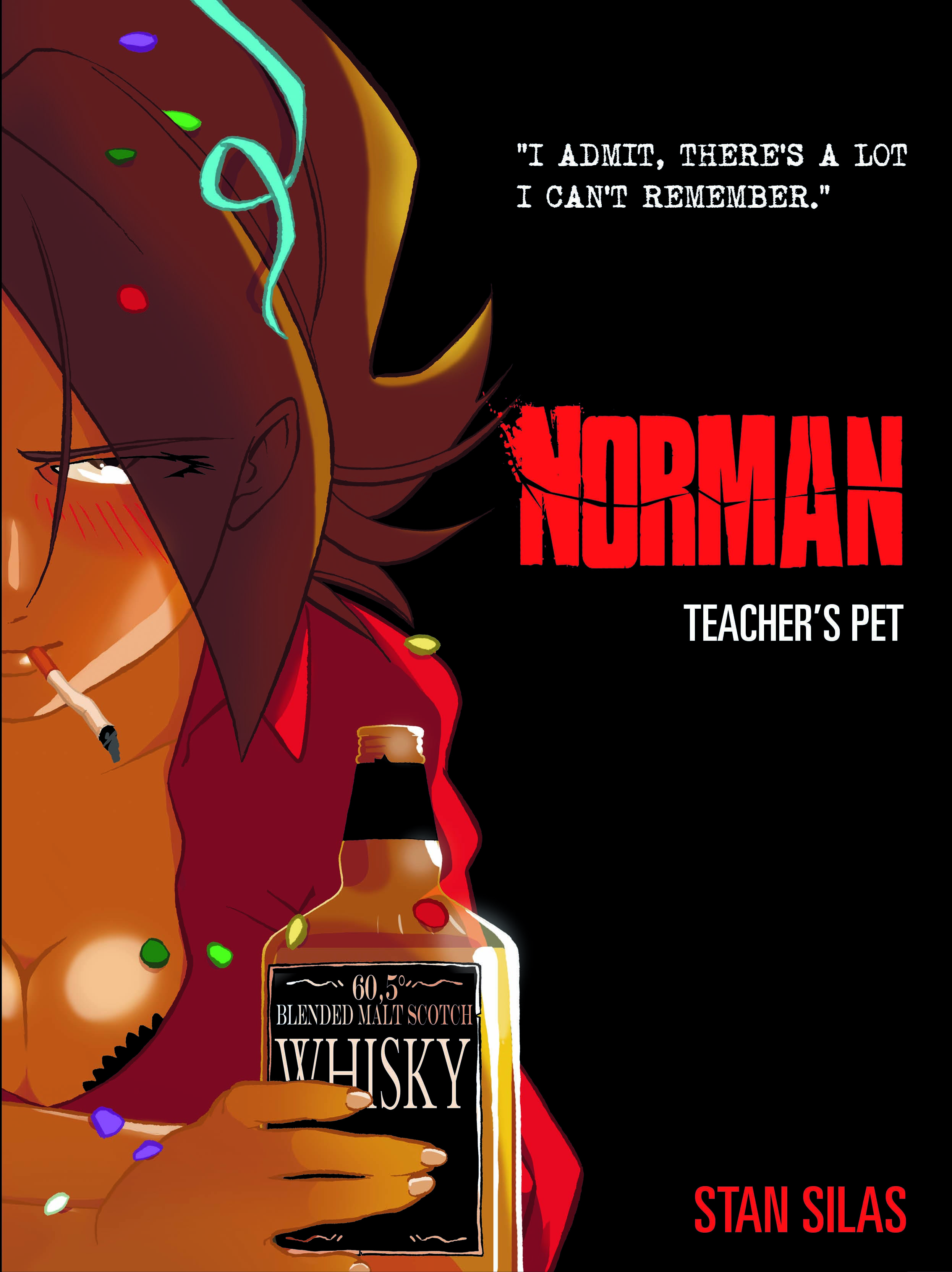Norman Volume 2 - Cover
