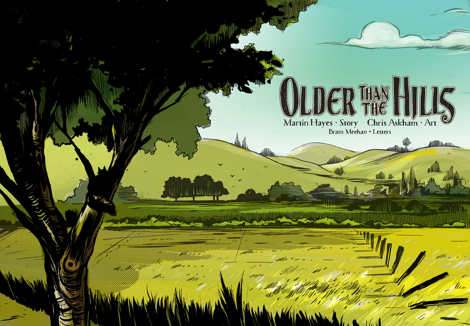 """Older Than the Hills"" by Martin Hayes and Chris Askham"