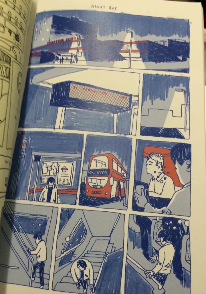 """""""Night Bus"""" by Tim Bird"""