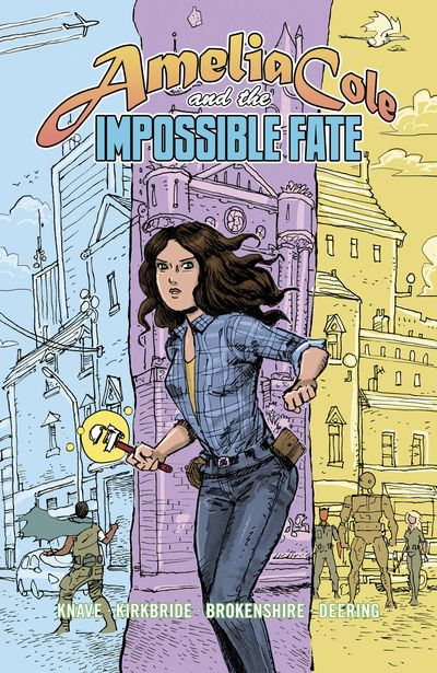 Amelia Cole: The Impossible Fate