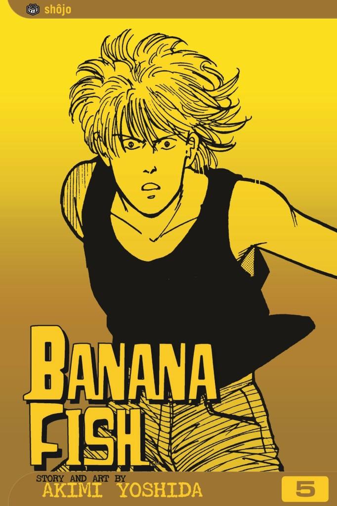 Banana Fish Volume 5