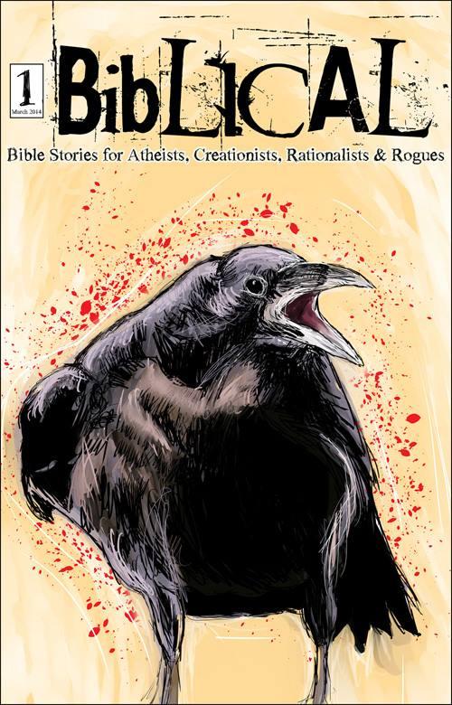 Biblical #1 - Cover