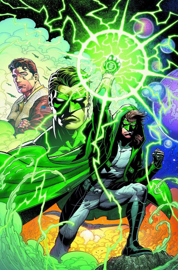 Green Lantern Annual #4