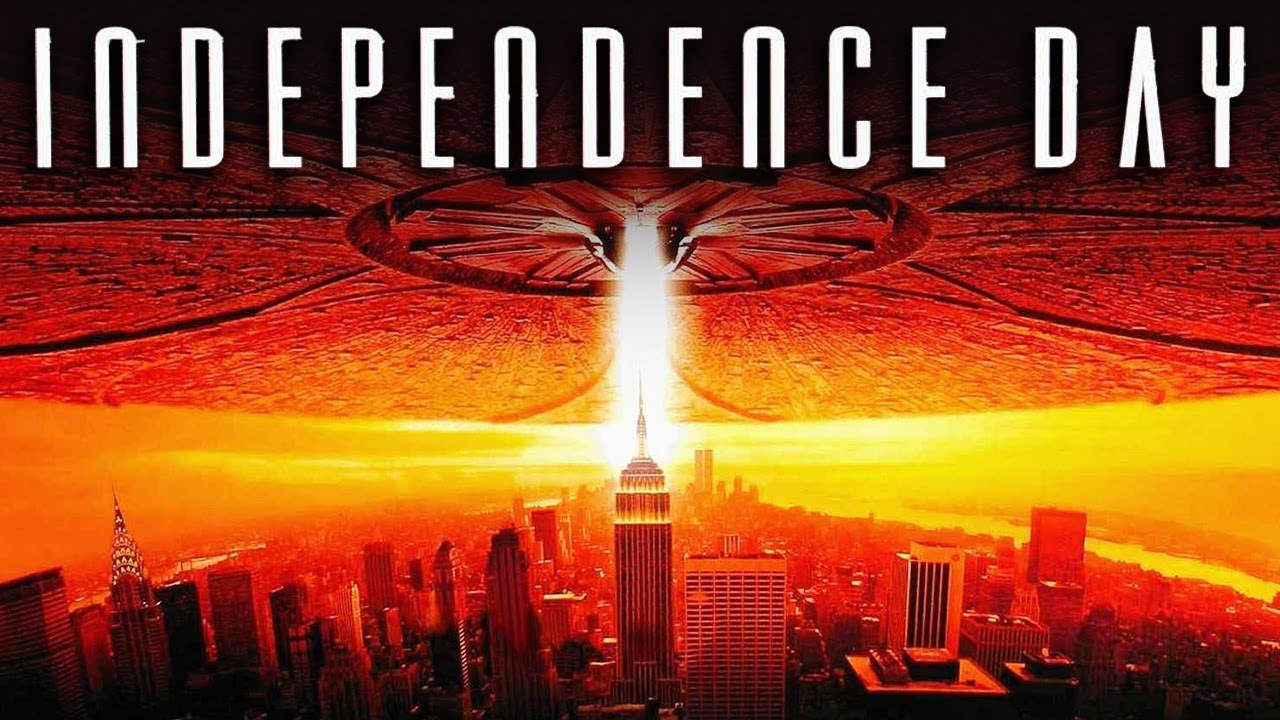 Independence Day - Film Poster