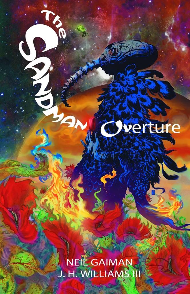 Sandman Overture #6 - McKean Cover
