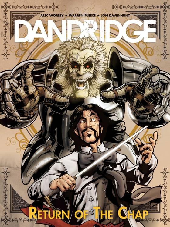 Dandridge - Cover