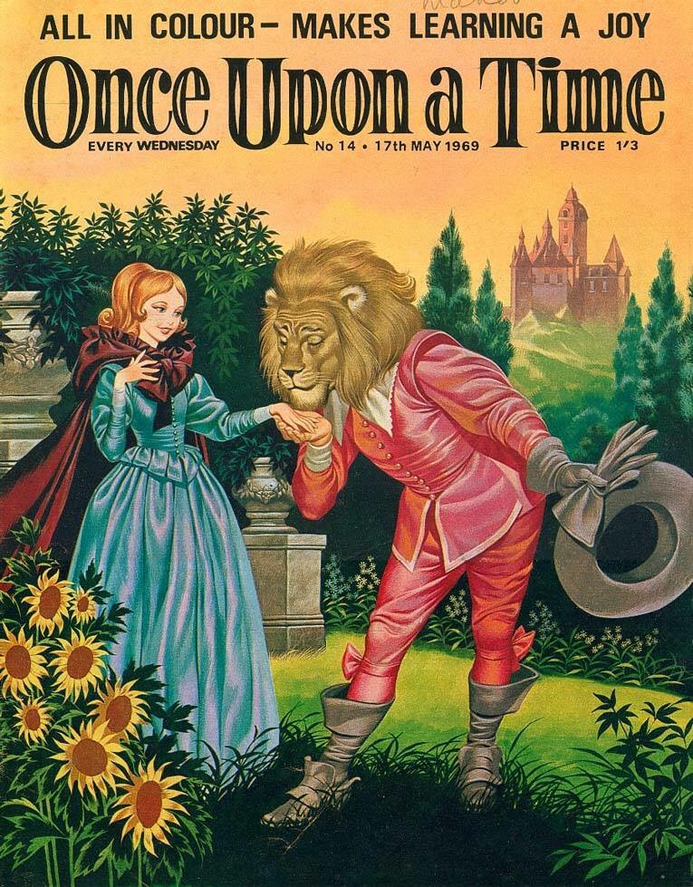 Once Upon A Time - an often-forgotten City Magazines title.