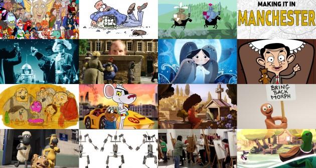 Manchester Animation Festival 2015
