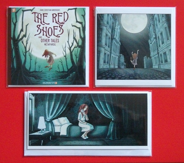 Red Shoes Cards