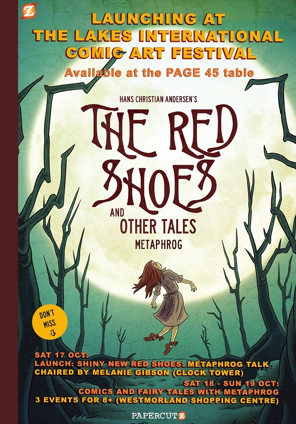 Red Shoes Lakes Promo