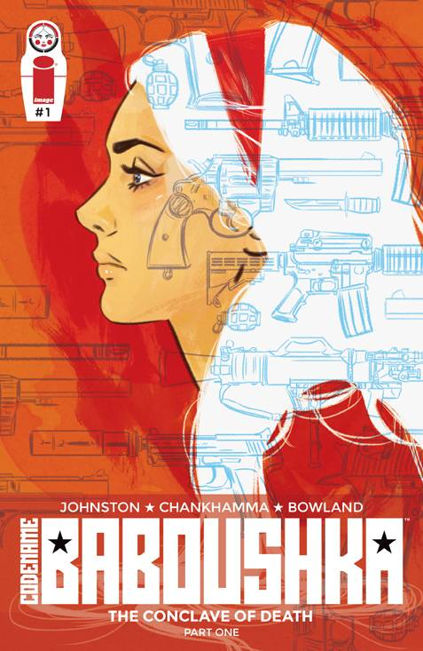 Codename Baboushka: Conclave Of Death #1