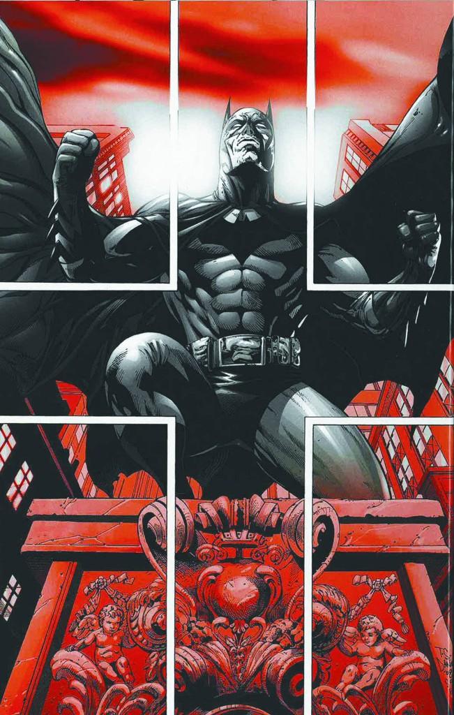 Batman RIP Unwrapped Hard Cover