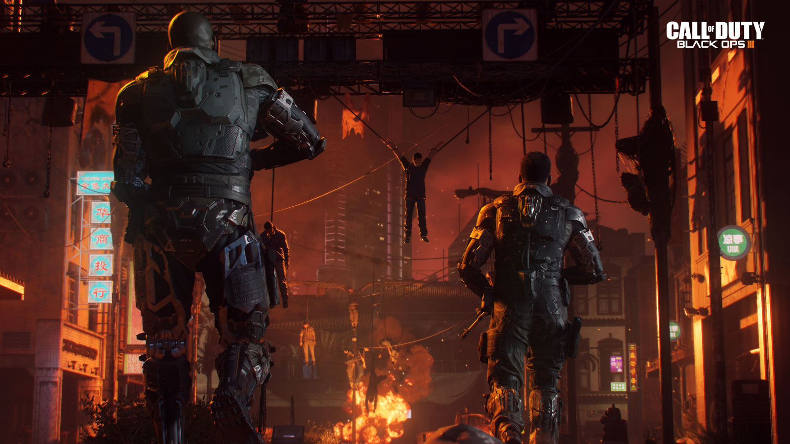 Call of Duty Black Ops III: Vengeance