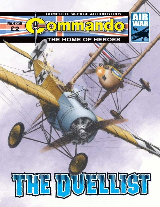 Commando 4859 – The Duellist