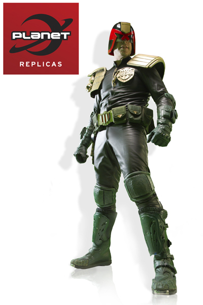 Planet Replicas Complete Judges Outfit