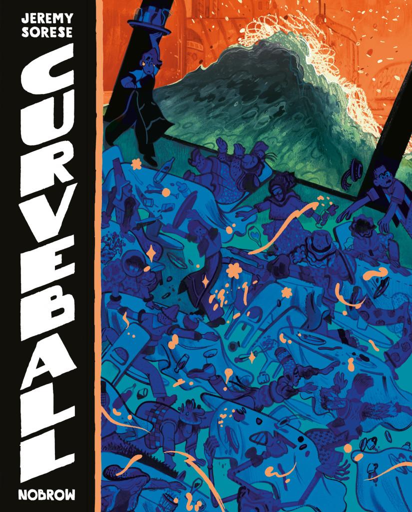 Curveball - Cover