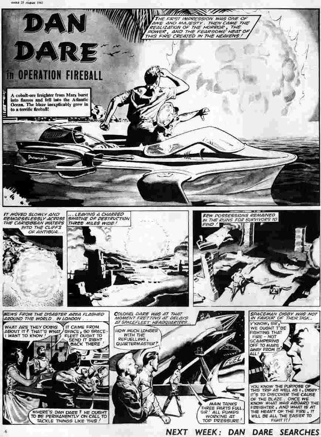 Operation Fireball by David Motton and Keith Watson