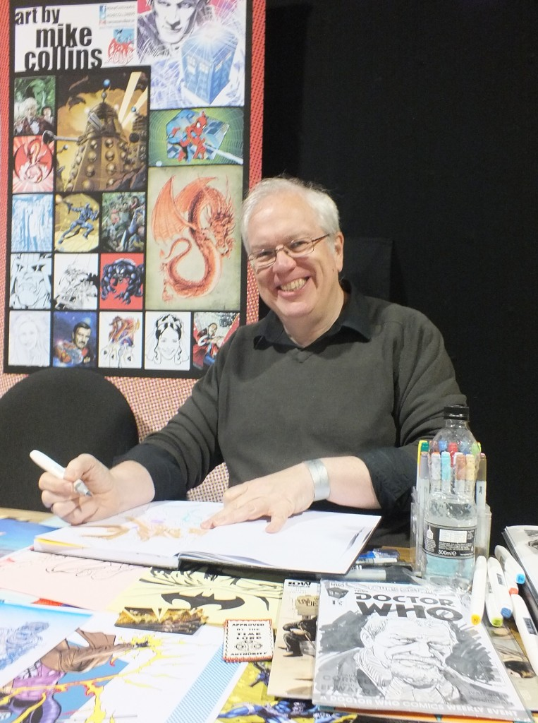 Thought Bubble 2015 E Mike Collins