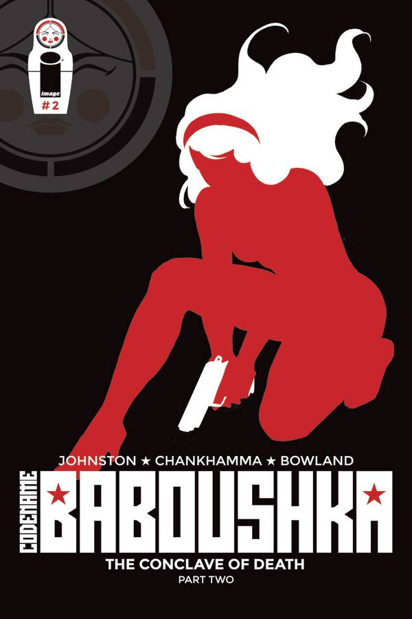 Codename Baboushka: Conclave of Death #2