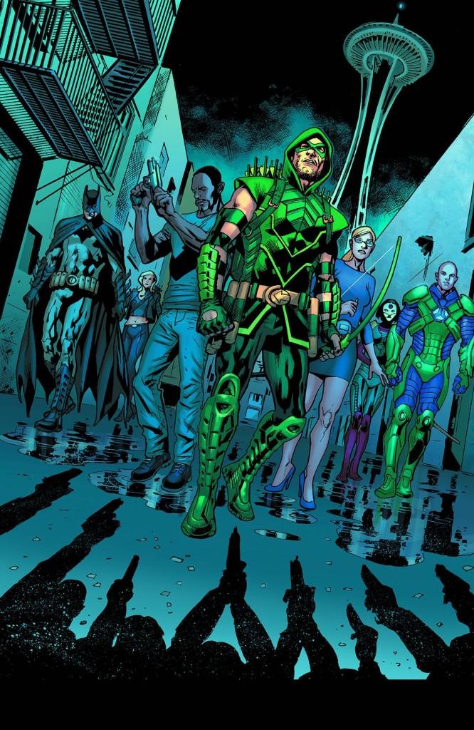 Green Arrow Trade Paperback Volume 7 Kingdom
