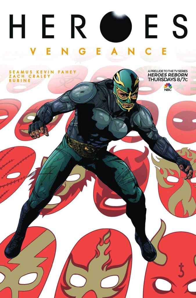 Heroes Vengeance #2
