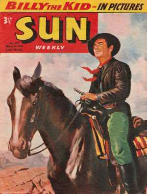 An issue of the Sun comic