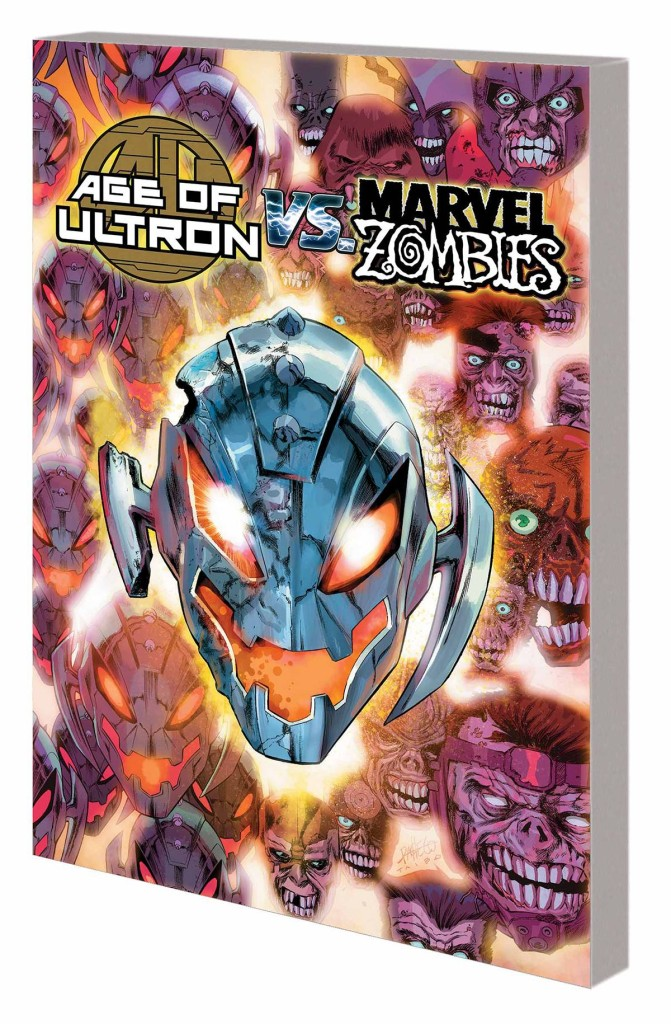 Age of Ultron Vs Marvel Zombies Trade Paperback