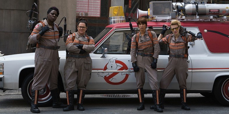 Ghostbusters 2016 Promotional Image