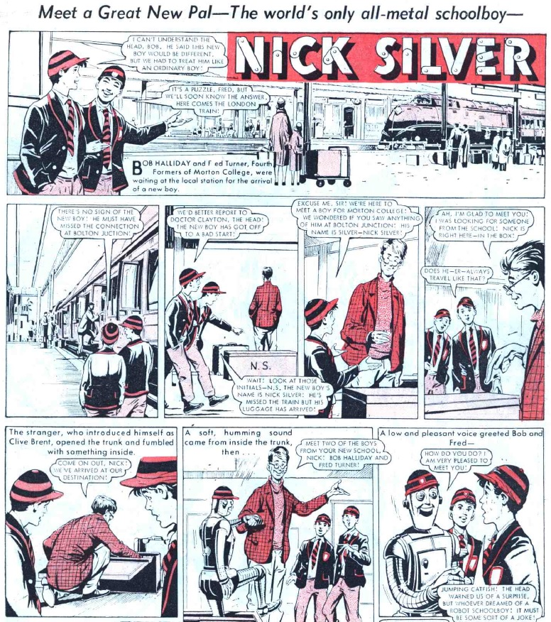 The Hotspur 251: Nick Silver