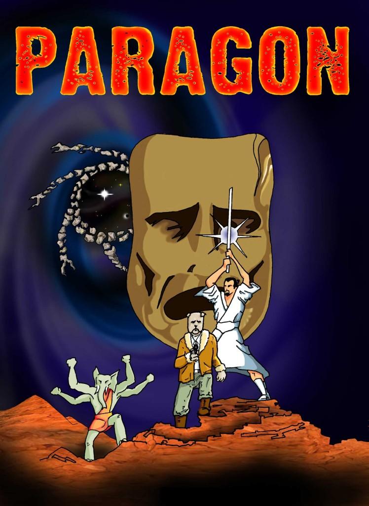 Paragon Annual 2016 - Cover-W