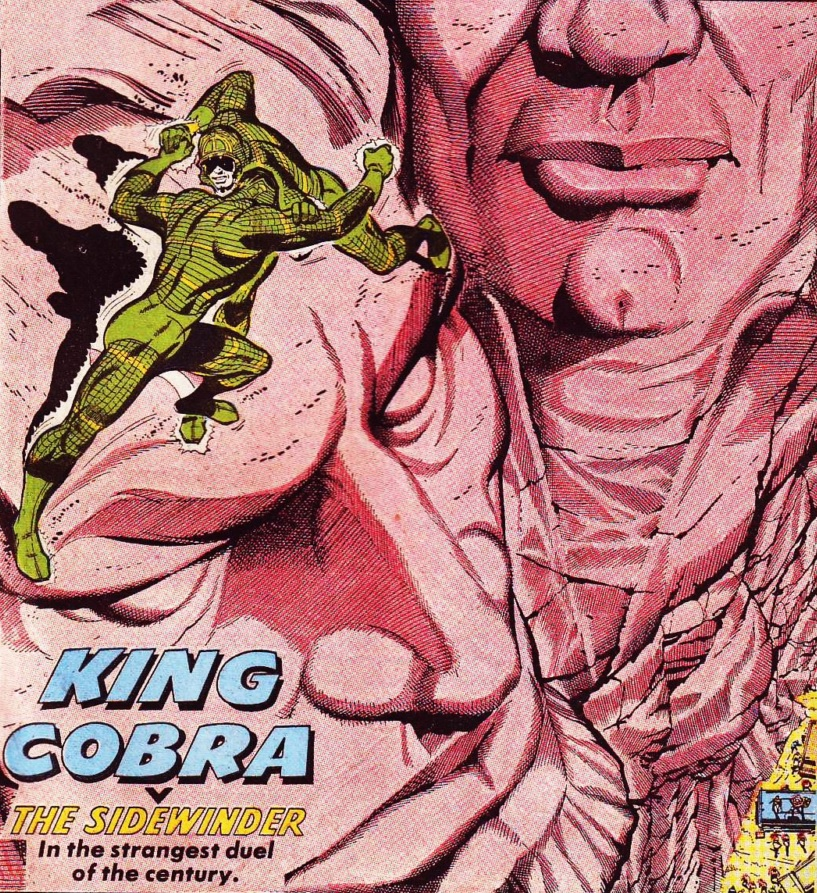 """The Hotspur Issue 1003 """"King Cobra"""""""