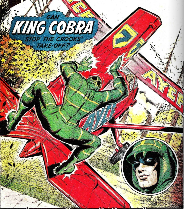 """The Hotspur Issue 1061 """"King Cobra"""""""