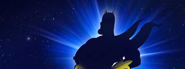 Bananaman The Musical Teaser Poster SNIP