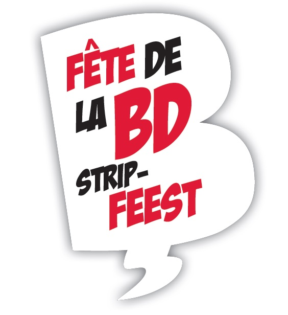 Brussels Comic Strip Festival Logo