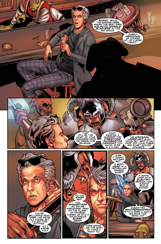 Doctor Who: The Twelfth Doctor – Year Two #1 - Preview1