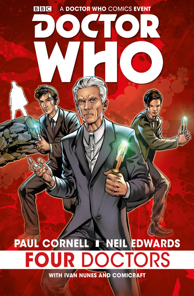 Doctor Who: Four Doctors Trade Paperback