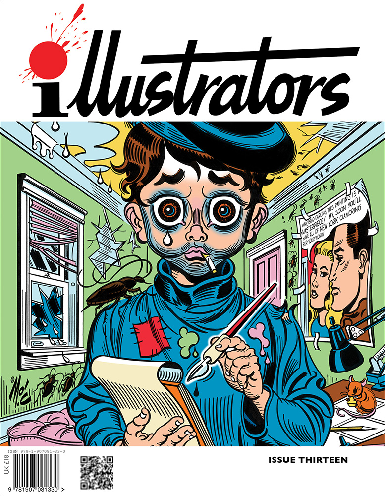Illustrators Issue 13