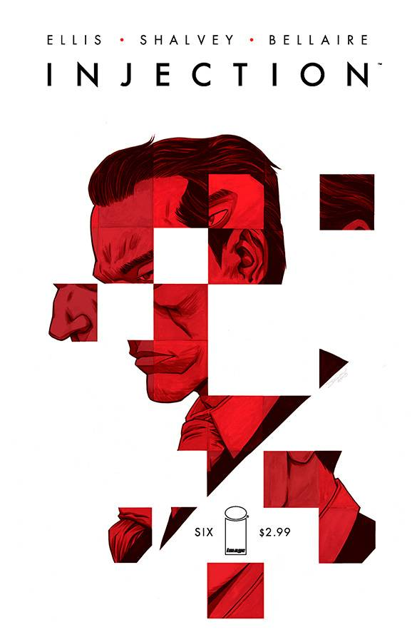 Injection #6 Cover B