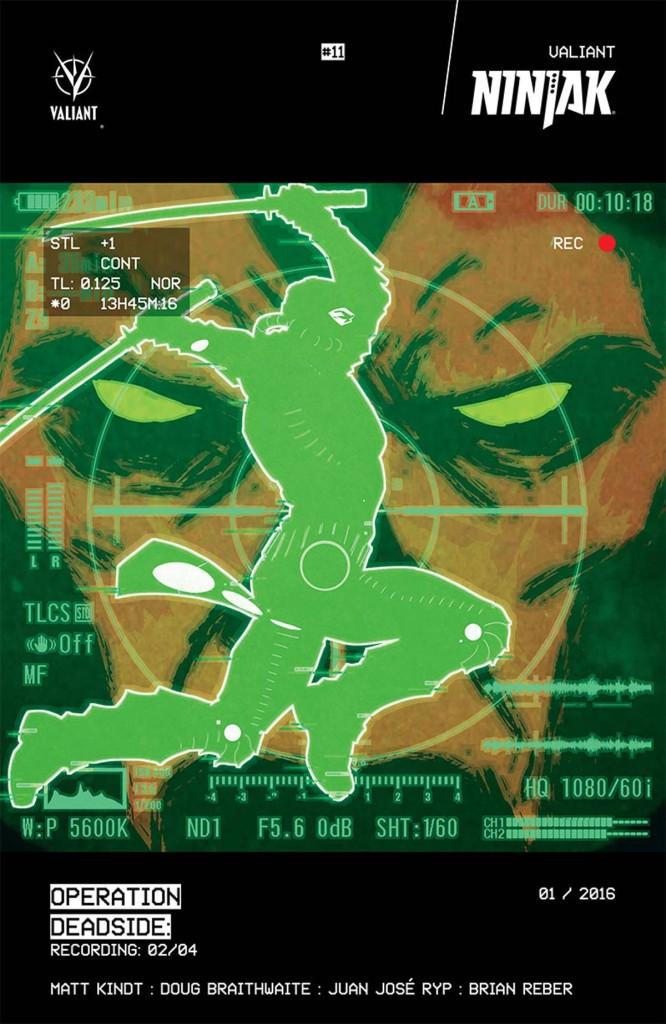 Ninjak #11