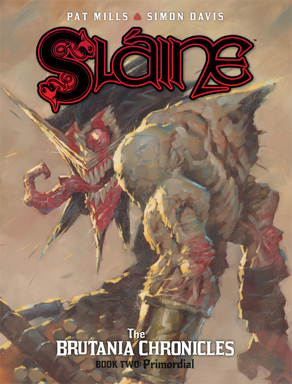Slaine: The Brutania Chronicles Volume 2