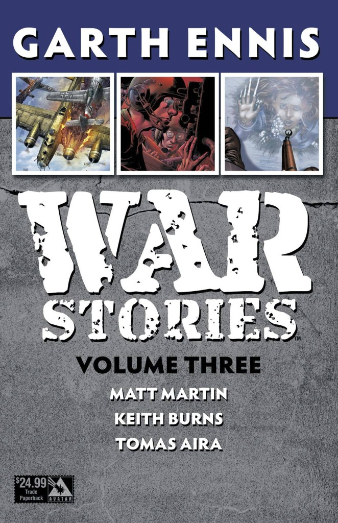 War Stories Trade Paperback Volume 3