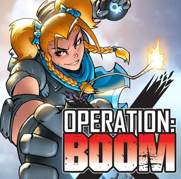 Operation Boom - Promotional Image